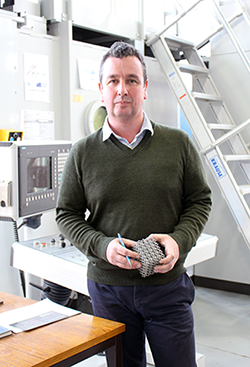 Professor Iain Todd appointed RAEng Chair in Additive ...