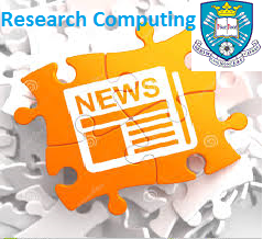 Research Computing News