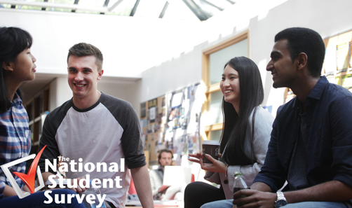 All out departments achieved impressive results in the national student survey 2015