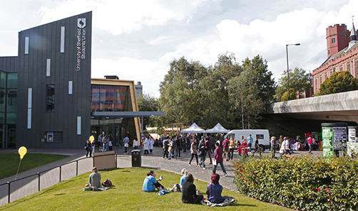 Picture of Sheffield Students' Union