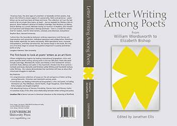 Letter Writing Among Poets