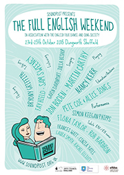 Full English Weekend poster