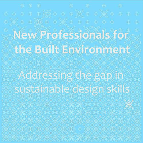 New Professionals for the Built Environment