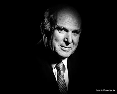 Photo of Sir Vince Cable