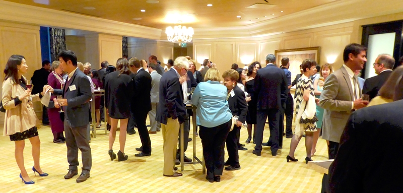 Sheffield alumni from across the US joined together to celebrate the tenth US alumni reunion