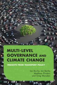 Book cover of Multi-Level Government and Climate Change