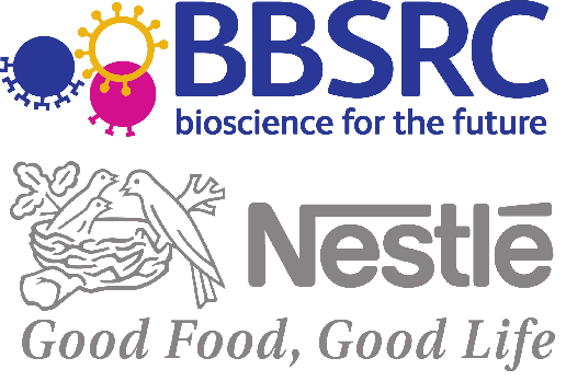BBSRC and Nestle Logo