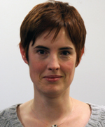 Photo of Dr Gilly Sharpe