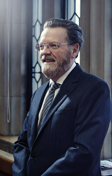 Vice-Chancellor Professor Sir Keith Burnett