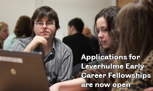 Leverhulme Early Career Fellowships