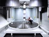 Vertical milling lathe at the Nuclear AMRC