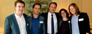 Embassy with Xavier Bettel