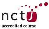 NCTJ accredited