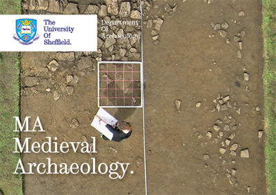Medieval Archaeology image