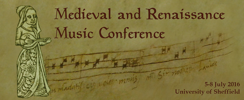 Medieval and Renaissance Music Conference