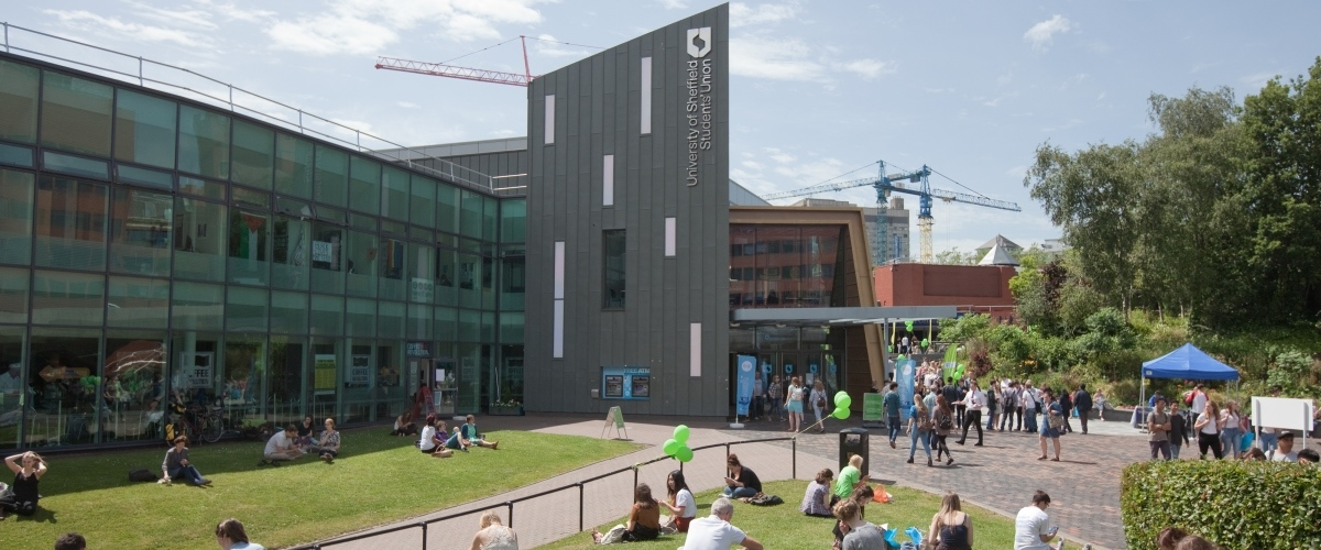 Photo of Sheffield Students' Union