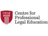 Centre for Professional Legal Education Logo