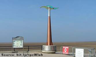 Southport sculpture