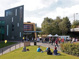 University of Sheffield campus