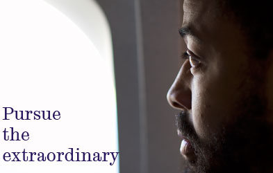 Pursue the extraordinary: postgraduate study
