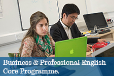 Business English Core Programme Overview Picture