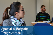 Special & Bespoke Courses Overview Picture