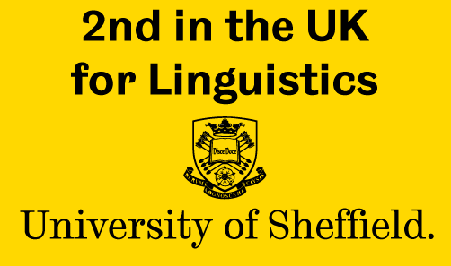 We've been ranked second in the UK for Linguistics in the Complete University Guide 2017
