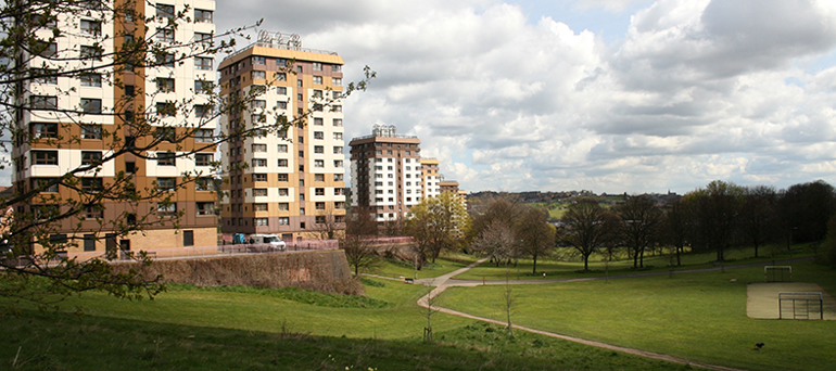 The project will study how people from different neighbourhoods across Sheffield use local parks