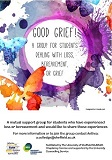 Thumbnail image of Good Grief bereavement group poster