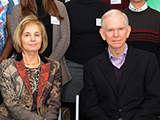 Hanne and Jeremy Grantham
