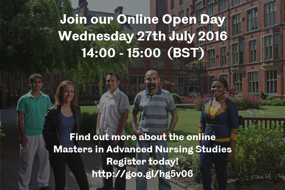 Online open day Jul16