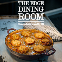 The Edge Dining Room