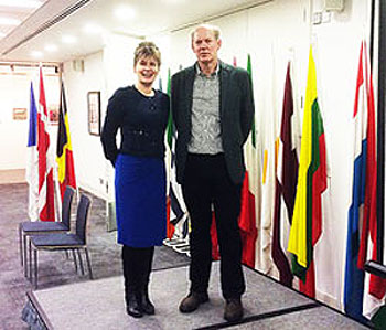 Louwerse and Van Oostrum in Europe House