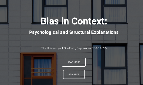 bias in context conference