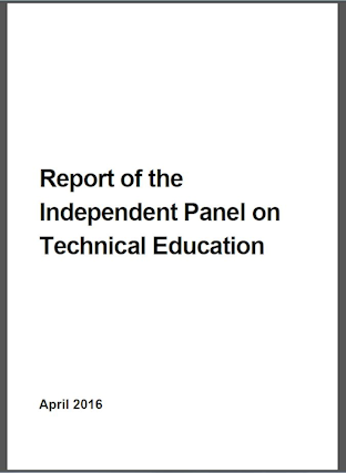 Technical education report cover (april 2016)