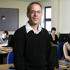 Professor Paul Clough