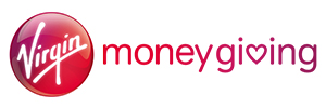 Fundraise through Virgin Money Giving