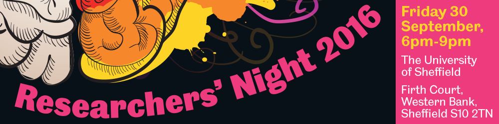 Researchers' Night promotional banner