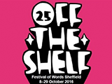 Off the Shelf 2016 Festival of Words