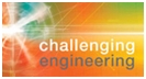 Logo: Challenging Engineering