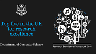 REF 2015 logo top 5 for research
