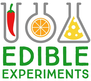 Edible experiments logo