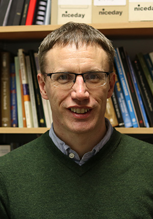 Dr Mark Stevenson