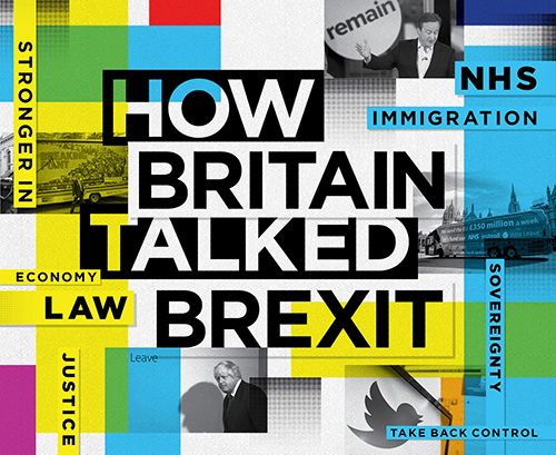 How Britain talked Brexit