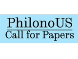 PhilonoUS call for papers logo