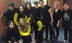 image of dance crew