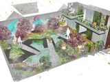 Professor Nigel Dunnett has designed the 2017 Greening Grey Britain Garden for the RHS Chelsea Flowe