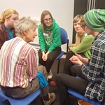 Sheffield intergenerational theatre workshop