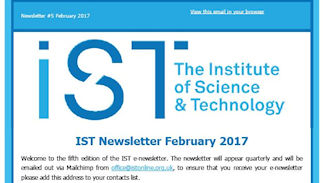 IST Newsletter February 2017