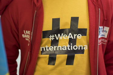we are int